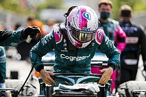 """Vettel le gana a Pérez el premio a """"Piloto del Día"""" en Azerbaiyán"""