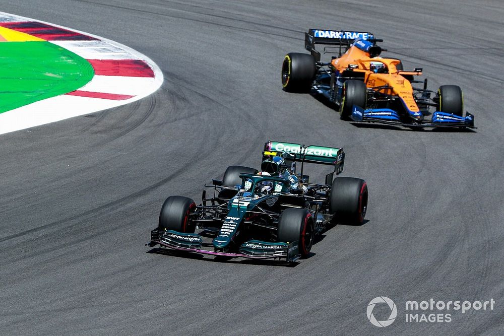 """Vettel: """"Aston Martin 2021'den vazgeçerse, fırsatı kaçırmış oluruz"""""""