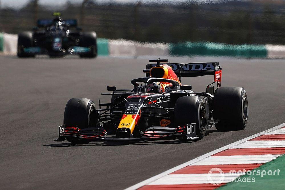 Verstappen nie chce wracać do Portimao