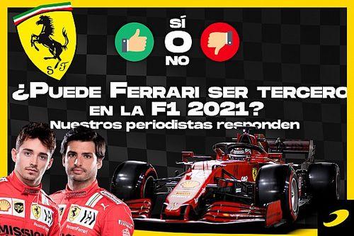 Debate- ¿puede Ferrari recuperar el tercer puesto de la Fórmula 1?