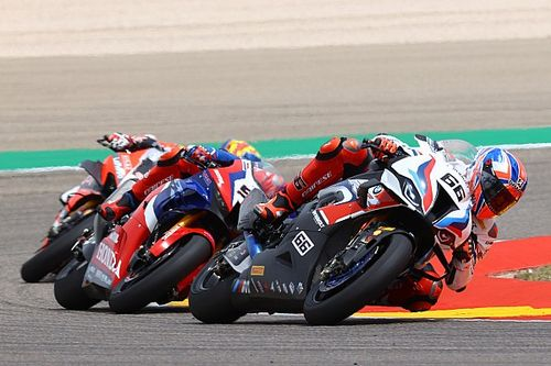 """Sykes: BMW pace """"completely different"""" to last year"""