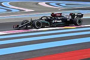 Bottas: 'Hard to say' if improvement down to Mercedes F1 chassis change