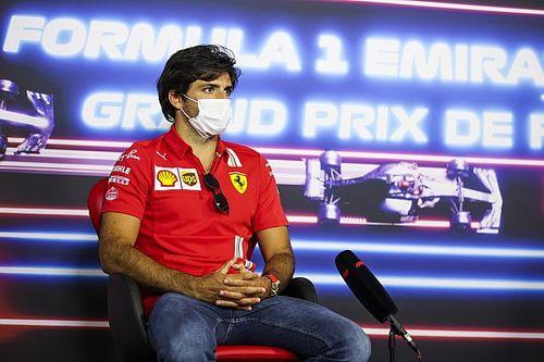 """Sainz: """"En Francia volveremos a donde estuvimos en Barcelona"""""""
