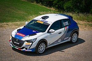 CIR: nuova livrea per la Peugeot 208 Rally4 ufficiale di Nucita