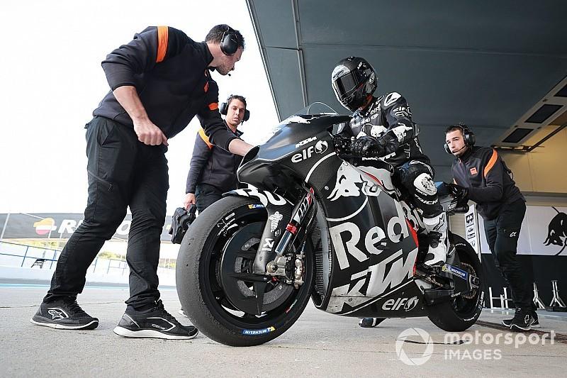 Pedrosa, el gran ausente del 'shakedown' de MotoGP en Sepang