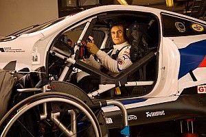 "Zanardi ""not so far behind"" BMW teammates at Daytona"