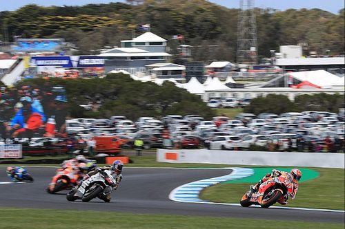 Vidéo - La grille de départ du GP d'Australie