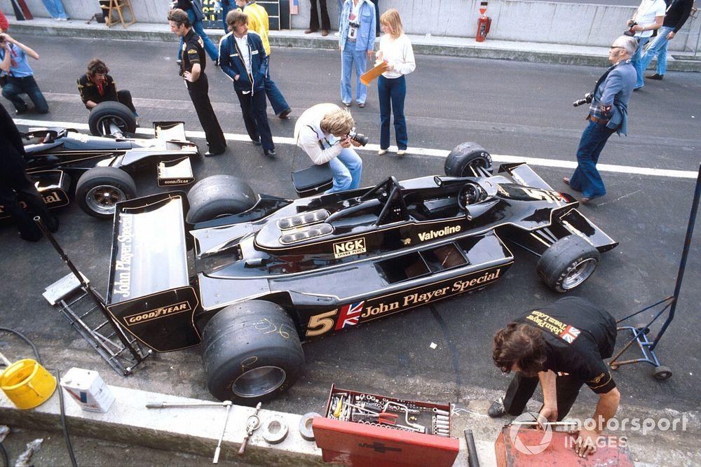 Análise técnica: Lotus 79 - como um erro ajudou a criar um ícone da F1