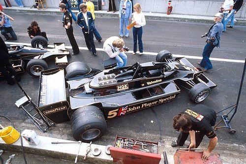 El error que se convirtió en un Fórmula 1 legendario