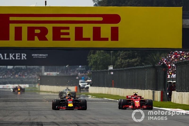 Fórmula 1: GP do México terá zona extra para uso da asa móvel