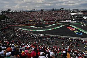 Hoe laat begint de Formule 1 Grand Prix van Mexico?