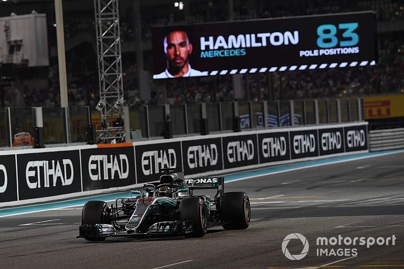 【動画】F1アブダビGP ハミルトンの予選PPオンボードカメラ映像