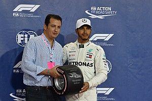 Hamilton nagyon simán szerezte meg idén a legtöbb pole-t