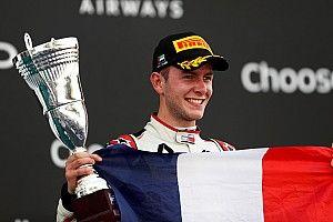 Quel avenir chez Renault pour Hubert après le titre GP3 ?