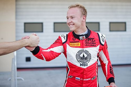 Мазепин выиграл последнюю в истории гонку GP3