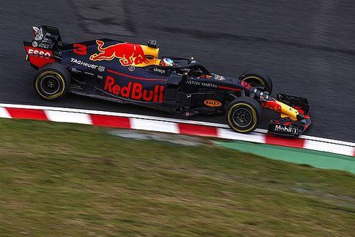 Japonya GP öncesi: Yarış gridi