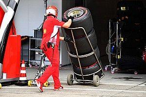 维特尔在奥斯汀轮胎策略相对开放