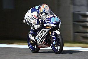 Moto3, Motegi, Libere 3: Martin si rimette davanti, ma Bezzecchi è terzo