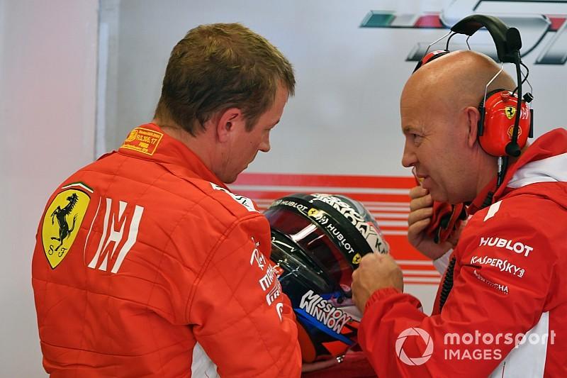 Kulisszatitkok Austinból: ciki baki, tipikus Räikkönen és a 'Verstopper'