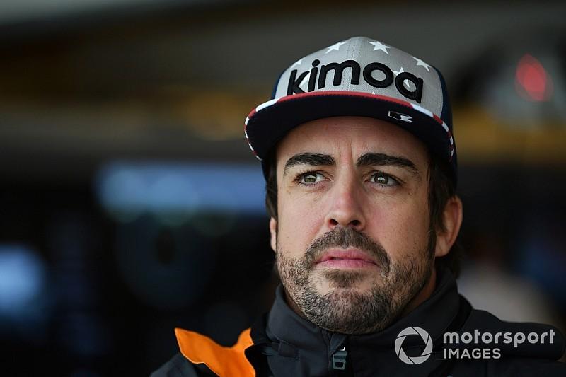 Алонсо объявил, что и не планировал выступать в IndyCar в 2019 году
