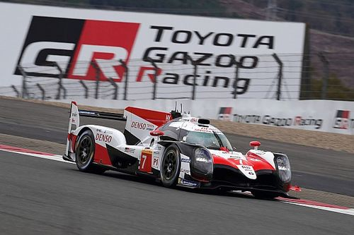 WEC, Fuji: primo centro per Kobayashi, Conway e Lopez nella doppietta Toyota