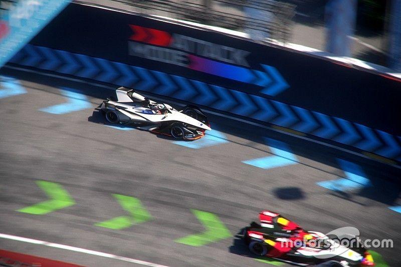 La Fórmula E revela cómo se señalizará el nuevo 'modo de ataque'