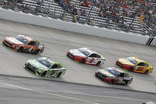 """Kevin Harvick: """"I'd rather win"""" and """"don't really care about points"""""""