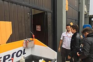 Lorenzo menginjakan kaki di garasi Honda