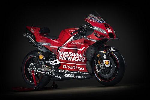"""Ducati : """"Faire encore mieux que les années précédentes"""""""