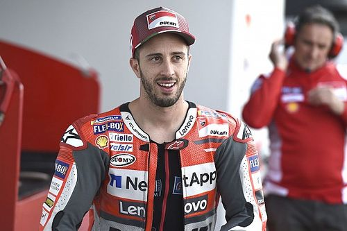 """Dovizioso: """"Pirro mi ha detto che la Ducati 2019 sembra stia andando già bene..."""""""