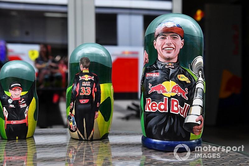 """Marko: """"Verstappen az egyetlen, aki Hamilton szintjén tud vezetni"""""""