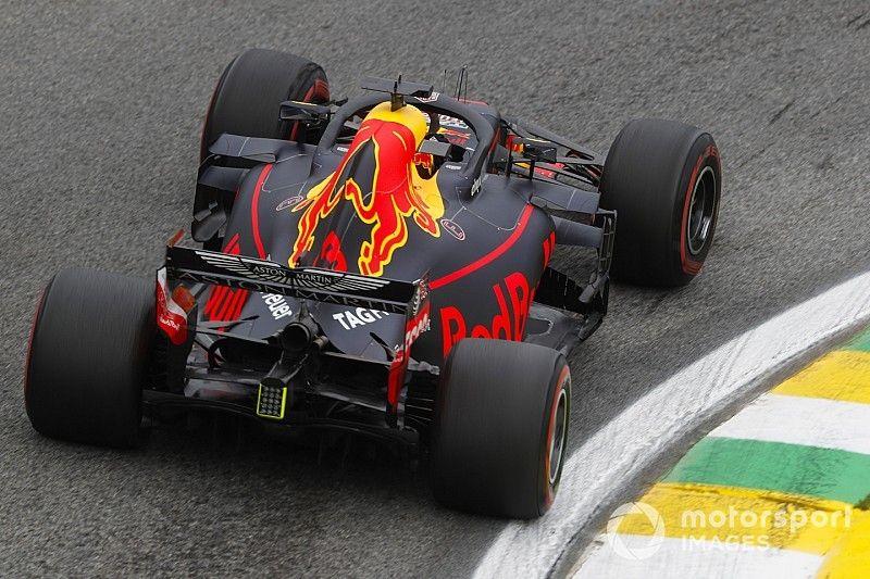Скорость машины на последних этапах сезона стала сюрпризом для гонщиков Red Bull