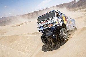 Dakar 2019: Dubbelslag voor Sotnikov, De Rooy blijft derde in klassement