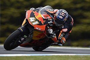 Moto2オーストラリア決勝:ビンダー、僅差で今季3勝目。長島哲太13位