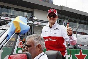 Marcus Ericsson wechselt in IndyCar-Serie, bleibt aber Sauber-Ersatzfahrer