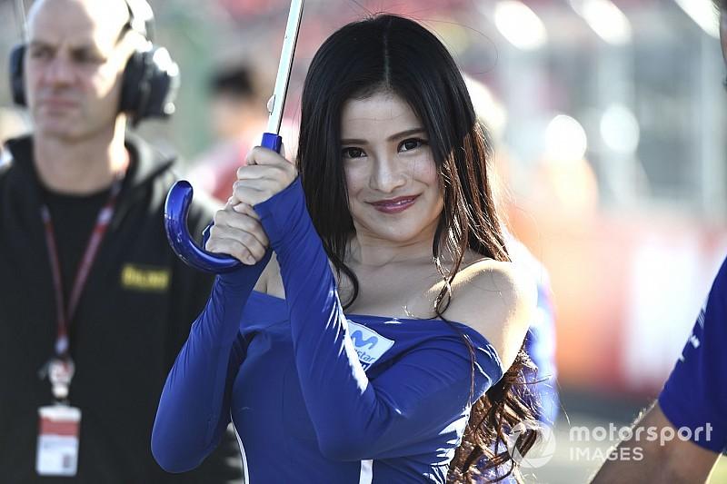 A legszebb rajtrácslányok a MotoGP japán hétvégéjéről