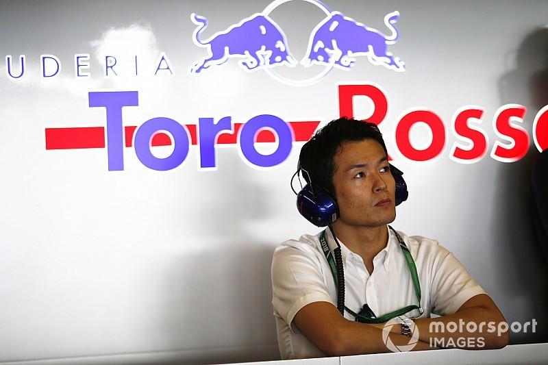 Yamamoto, 2020'de Toro Rosso ile mi yarışacak?
