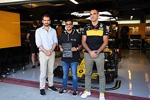 Infiniti Academy Middle East winner revealed