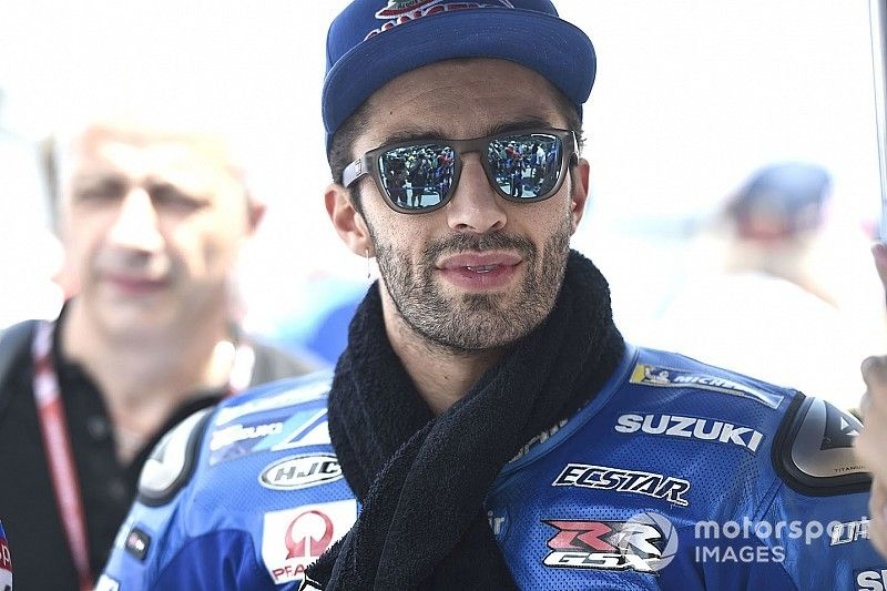 """Suzuki: Iannone was dropped for """"business"""" reasons"""