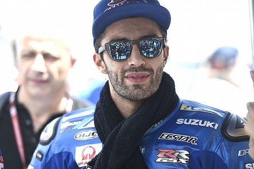 """Suzuki: Iannone'yi """"ticari"""" sebeplerden ötürü takımda tutmadık"""