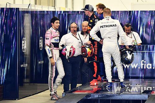 La FIA no ve necesaria una charla con Ocon y Verstappen