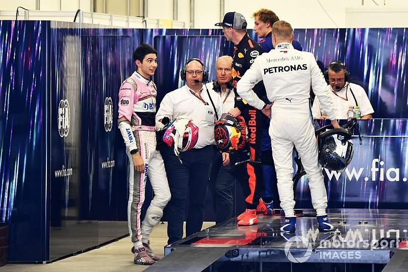 FIA pune Verstappen por desentendimento com Ocon
