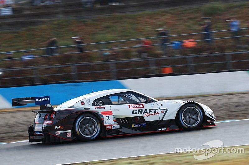 Makowiecki closing in on Nissan Super GT drive