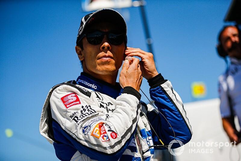 佐藤琢磨、インディカーiレーシングに参戦決定「初めてのチャレンジだが応援を!」