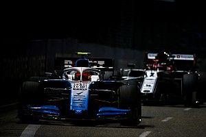 Galeria zdjęć: Kubica podczas GP Singapuru