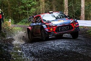 WRC, Rally Galles, PS13: tris di Evans. Neuville ora vede Ogier