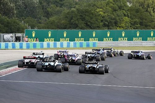 Latest veto shows F1 is not aligned with its objectives