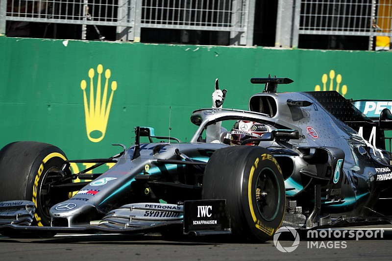 "Wolff: Hamilton's Hungary drive was ""another dimension"""