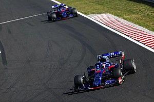 Micsoda csata a két Toro Rosso között a Hungaroringen?! (videó)