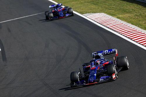 Kwiat nie chce mniejszej ilości testów F1